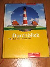 Durchblick Erdkunde 5/6. Schülerband. Realschule. Niedersachsen von Ralf Tieke (