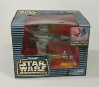 Vintage 1995 Micro Machines Star Wars Action Fleet Luke's X-Wing Starfighter #02