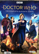 Doctor Who: The Complete Eleventh Series [Dvd] Brand New W/ Slipcover