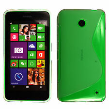 Mobile Phone Silicone Gel Fitted Case for Nokia