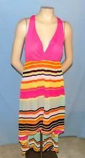 Awesome & Chic No Boundaries Asymetric Hem Sun Dress Size Large (11/13)