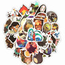 50 Anime Kawaii Stickerbomb Retrostickern Aufkleber Sticker Mix Decals Totoro