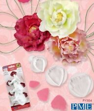 PME Peony Plunger Cutters set of 3 for sugarcraft flowers NEXT DAY DESPATCH