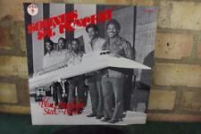 "Sounds St. Vincent Blue Starlight Steel Band 12"" vinyl LP rare"