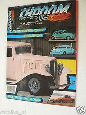 CHROOM CUSTOM CARS 1990-01,OPEL GT CABRIO,KEVER GRENOLOOK,FORD CORSAIR,VW TRIKE,