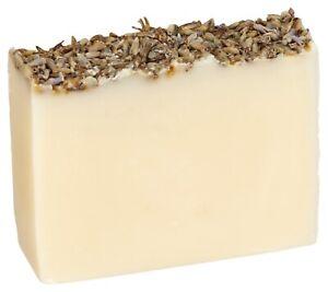 Lavender Bulgarian Herbal Soap Bar 100% Pure Essential Oils by Fabulous Frannie