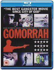 BLU-RAY  GOMORRAH       NEW SEALED GENUINE UK STOCK