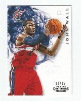 John Wall 2012-13 Contenders Silver /25 Washington Wizards Kentucky Wildcats