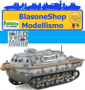 Modellino Solido scala 1:72 Militare Anfibio Germania LWS Russia 1943