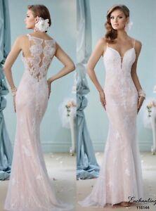 Mon Cheri Wedding Dress Size 12 NWT