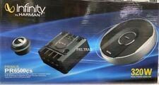 "INFINITY PR6500CS 6.5"" Component Kit Tweeters Speakers Car Audio 6 1/2 PRIMUS"