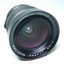 Mamiya M645 C 2.8 45mm Objektiv  An-Verkauf!  ff-shop24
