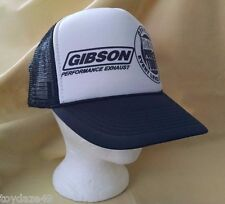GIBSON PERFORMANCE EXHAUST HAT HOT ROD POWER TOUR 2016 NEW BLACK ADJ SNAPBACK