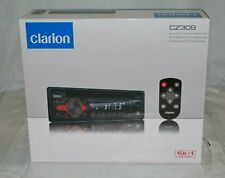 Clarion CZ309 CD Bluetooth MP3 Car Stereo Remote, Front Panel USB Aux In NEW