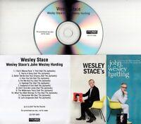 WESLEY STACE John Wesley Harding 2017 UK 12-trk promo test CD Jayhawks