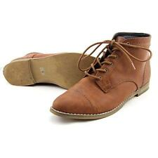Flat (0 to 1/2 in.) Oxfords Lace Up Shoes for Women