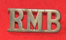 British Army. Royal Marines Band Genuine OR's Shoulder Title