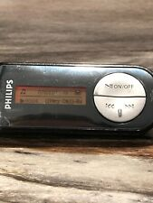Philips GoGEAR Black (1 GB) Digital Media Player MP3 recorder - Philips SA4111