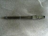 E1. Kawasaki GPZ 550 Ut ZX550 A Connettore Asse Frontale Asse Ruota Axle