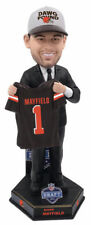 Baker Mayfield (Cleveland Browns) 2018 NFL Draft Pick #1 Bobblehead New in Box