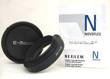 "Novoflex NEX/LEM Adapter Leica M lens to Sony A7 II, A7R II, A7S II, A6300 ""NEW"""