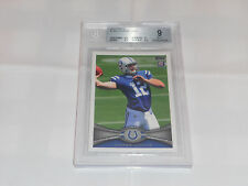 2012 Topps Andrew Luck Rookie Card BGS Mint