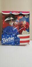 Barbie Doll-Barbie for President 2000 – Toys R'UsLimited Edition– NRFB