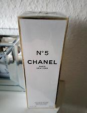 CHANEL No 5..Body Satin Spray 125ml. NEW IN CELLO SEALED BOX!!