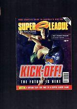 #VV4. 1997 SUPER LEAGUE  PREVIEW  RUGBY LEAGUE MAGAZINE