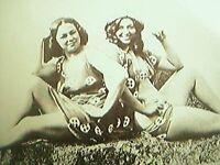 ephemera 1974 kent picture fashion lesley douglas heather purkis