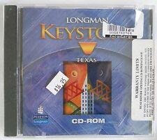 Longman Keystone 7 Texas Cd-Rom Pearson Longman Disc