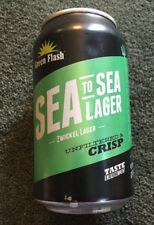 Green Flash Sea To Sea Lager Top Opened Green Flash San Diego Ca