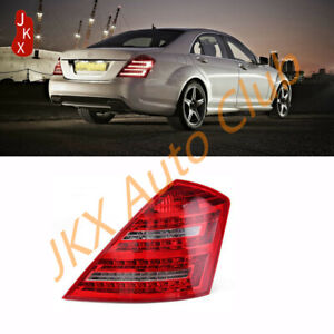 For Mercedes-Benz 2010-2013 S Class W221 LED Taillight LED Rear Lamp Right Side