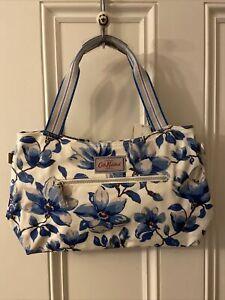 Cath Kidston Floral Day Bag Handbag London. With Removable Shoulder Strap.