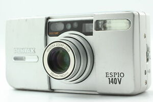 Tested! [Exc+5]  PENTAX ESPIO 140V 35mm Point & Shoot Film Camera From JAPAN