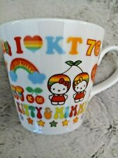 Sanrio Collector Cup Hello Kitty and Mimi
