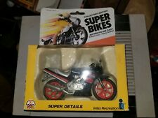 1982 Zee Toy 1:18 Die Cast Super Bikes Kawasaki Ninja Motorcycle in Box