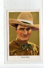 (Jd3703) SALEM,FILM STARS,TOM MIX,1930,#137