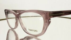 NEW Tom Ford Eyeglasses frame TF 5227 083 size 54-10-130 Plastic purple Italy