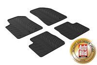 Design Passform Gummimatten Gummi Fußmatten für Alfa Romeo Giulietta ab 10.2013