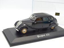 Norev CEC 1/43 - Peugeot 402 Negra