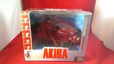 Mcfarlanes Animation From Japan 2 Akira Kaneda on Motorcycle Deluxe Box Set Nib