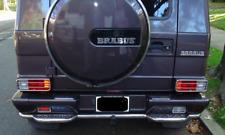 Mercedes Benz G Class W463,G 500 - G 350 - G 55 - G 550 -G 63 Rear Light Guards