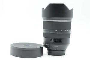 Tamron A012 SP 15-30mm f2.8 Di VC USD Lens 15-30/2.8 Nikon F #788