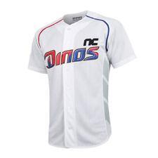 NC Dinos Replica Jersey Korean Flag Uniform / KBO Korea Baseball Official Goods