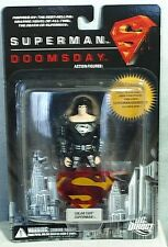 DC Direct Superman/Doomsday Solar Suit Superman Action Figure MIB