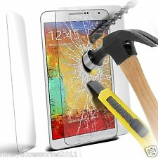 Samsung Galaxy Note 3 Genuine Premium Tempered Glass Screen Protector