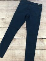 Womens 27 Pilcro And The Letterpress Jeans Teal Anthropologie Stet