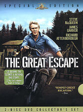 The Great Escape (Dvd, 2009, 2-Disc Set, Collectors Edition)