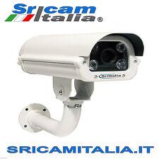SRI-IPA690 Ip Camera Lettura Targhe LPR 4 megapixel Varifocal Lens 6-22mm IP66
